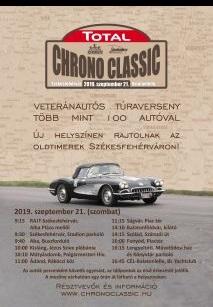 Total Chrono Classic 2019